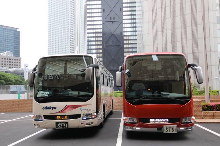 小田急箱根高速バス様】特急ロマ...